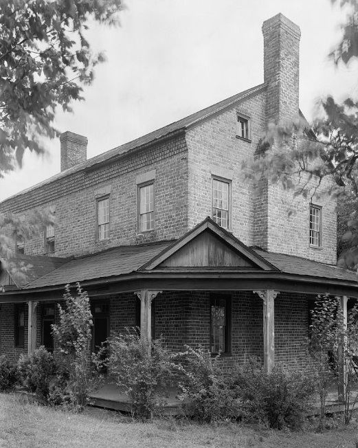 McDowell House in 1938