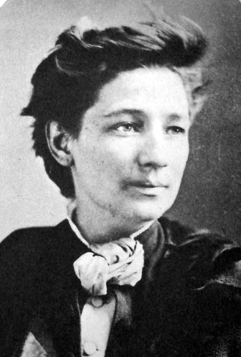 Victoria Woodhull - Public Domain Image