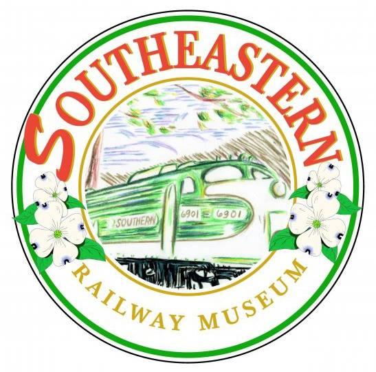 Southeastern Railroad Museum logo