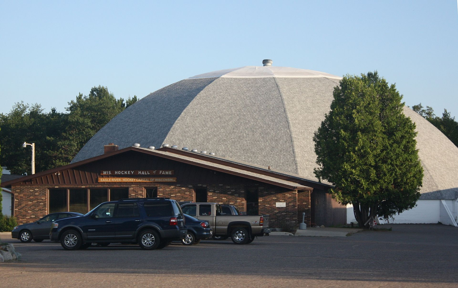 Eagle River Stadium and Wisconsin Hockey Hall of Fame