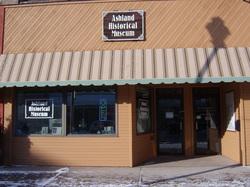 The Ashland Historical Society Museum