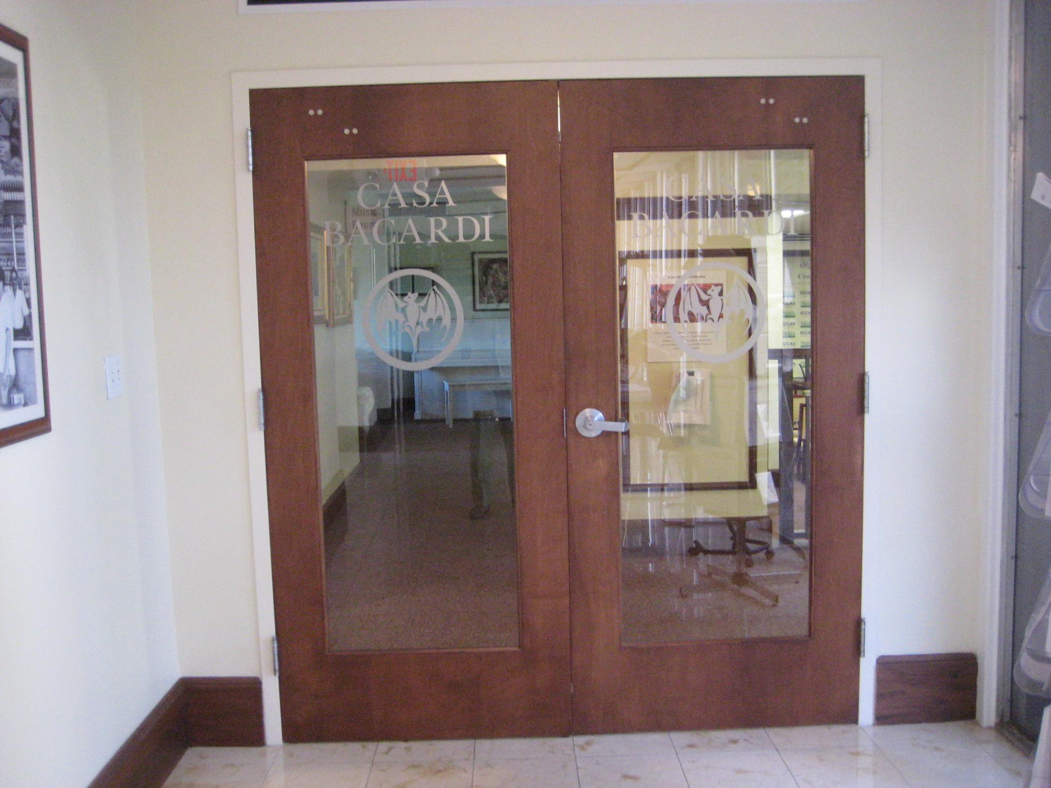 Casa Bacardi Entrance