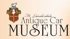 Fort Lauderdale Antique Car Museum logo