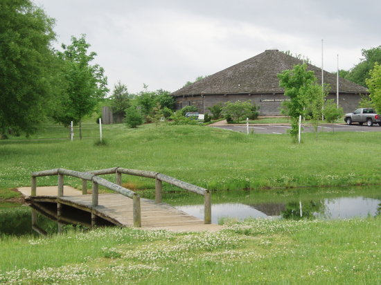 The Oakville Indian Mounds Education Center