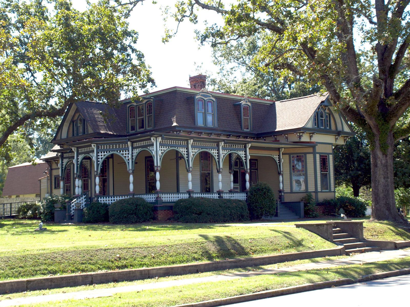 Charles Gunn House