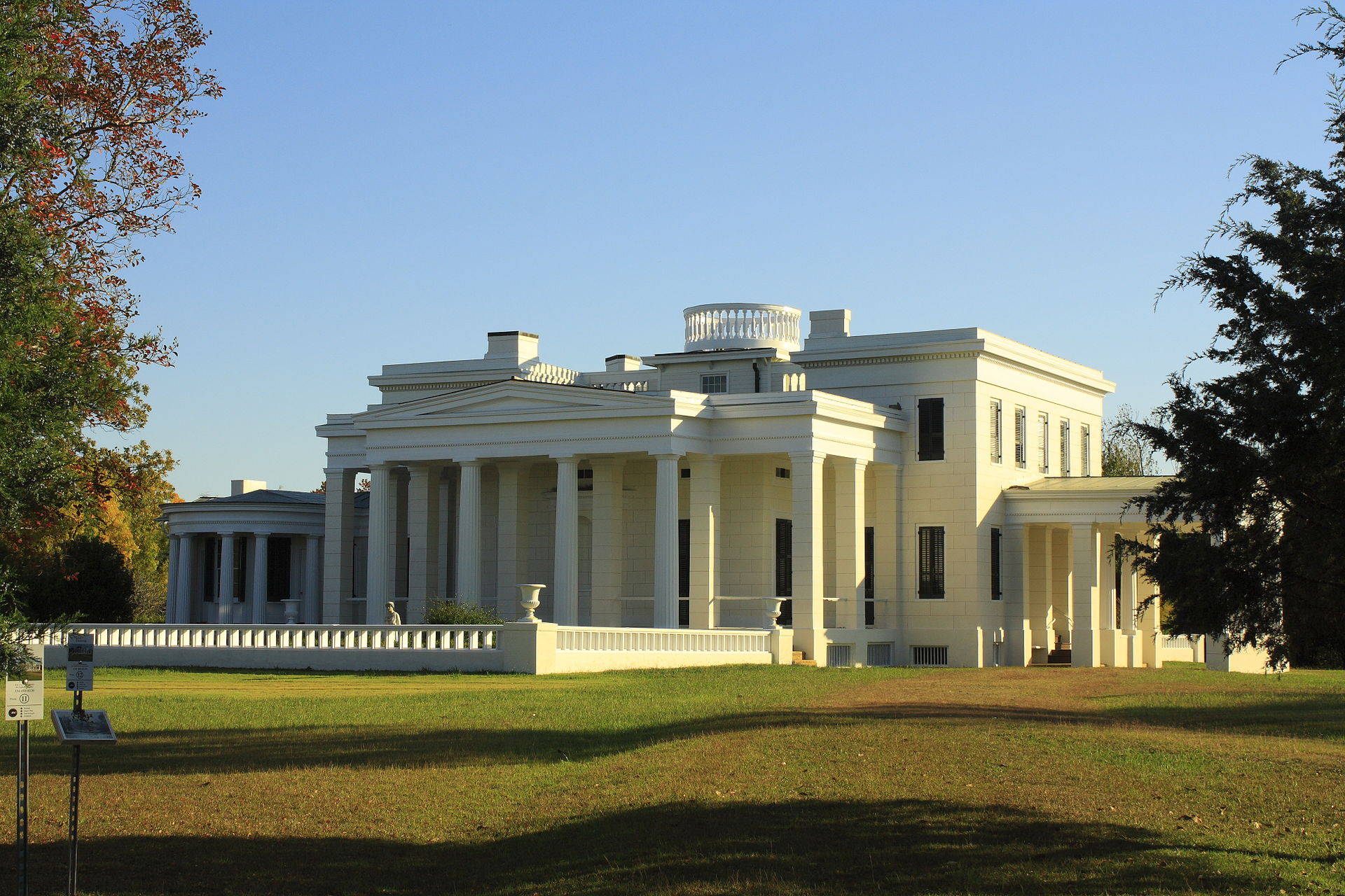Gaineswood Mansion