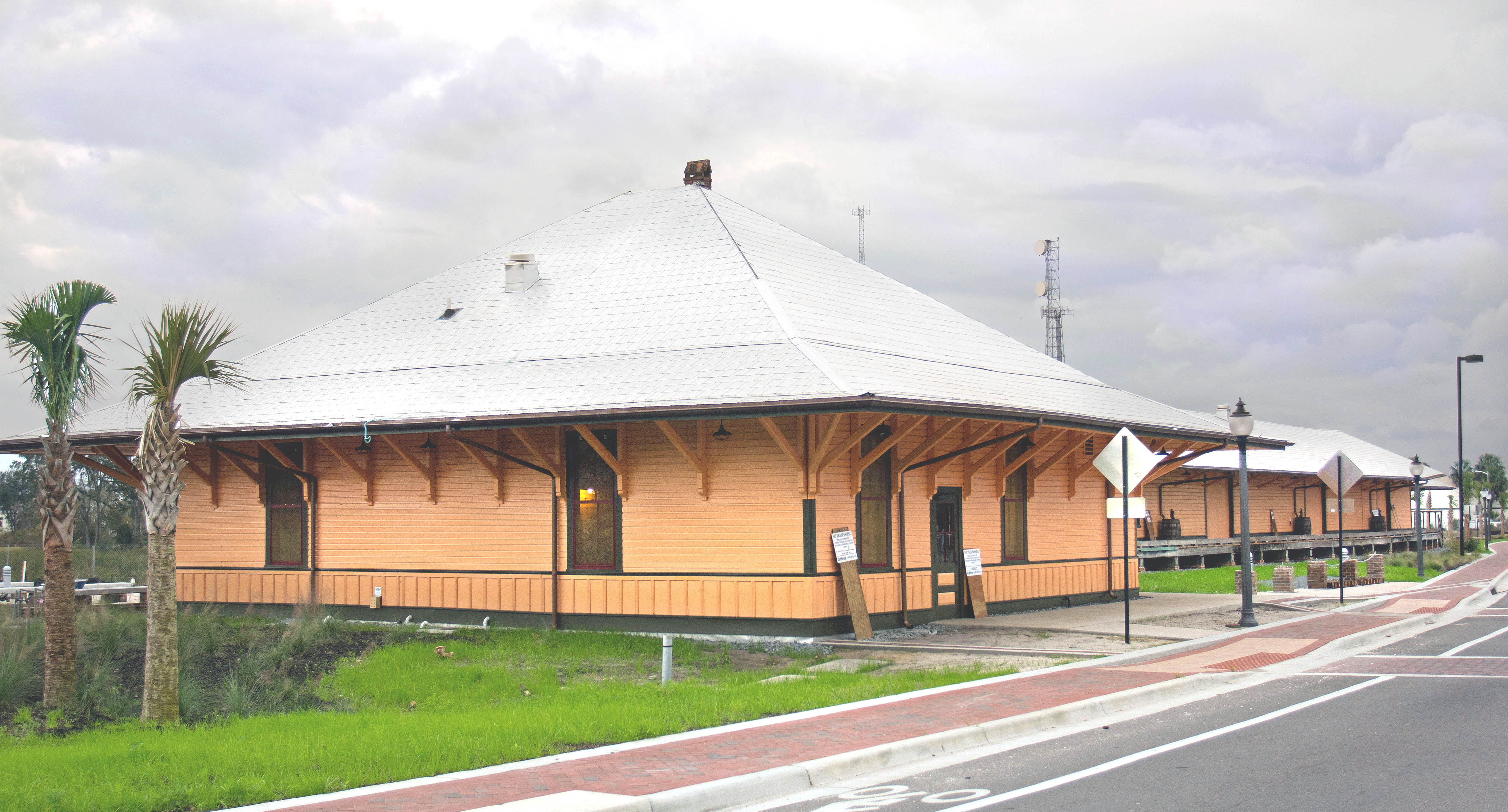 Old Gainesville Depot