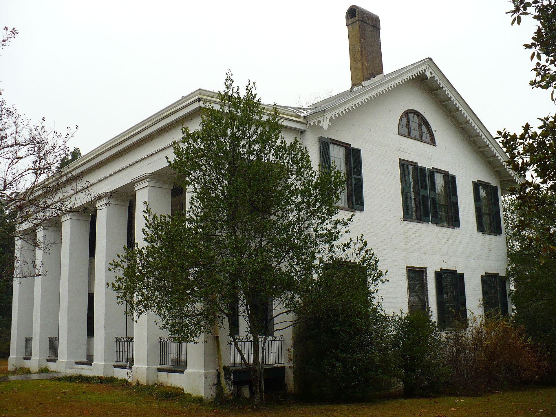 Bluff Hall