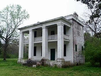 Former Barker slave quarters