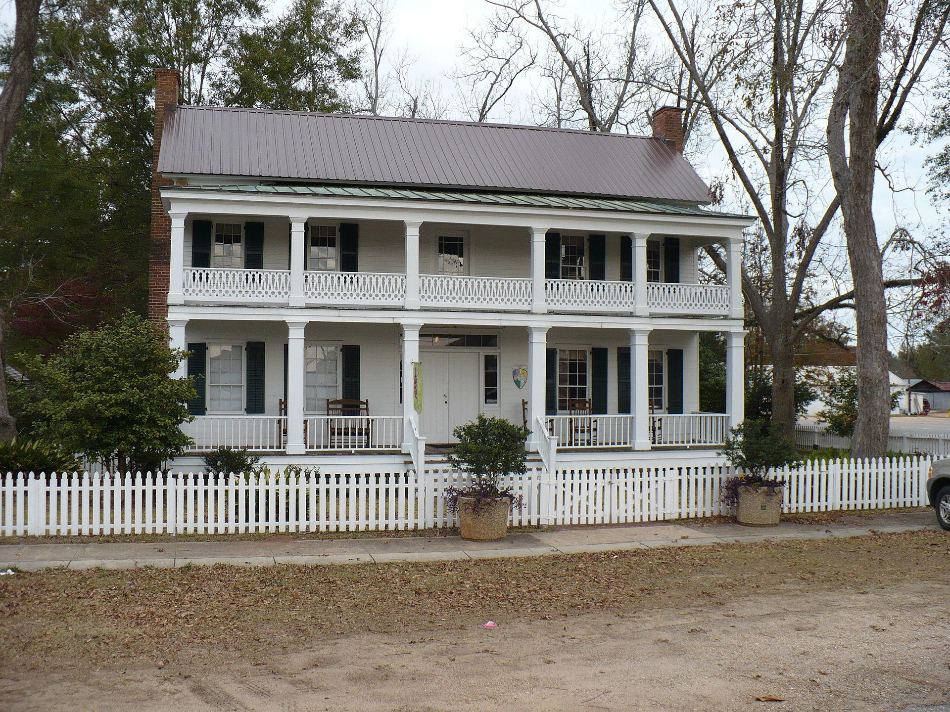 The Alston-Cobb House