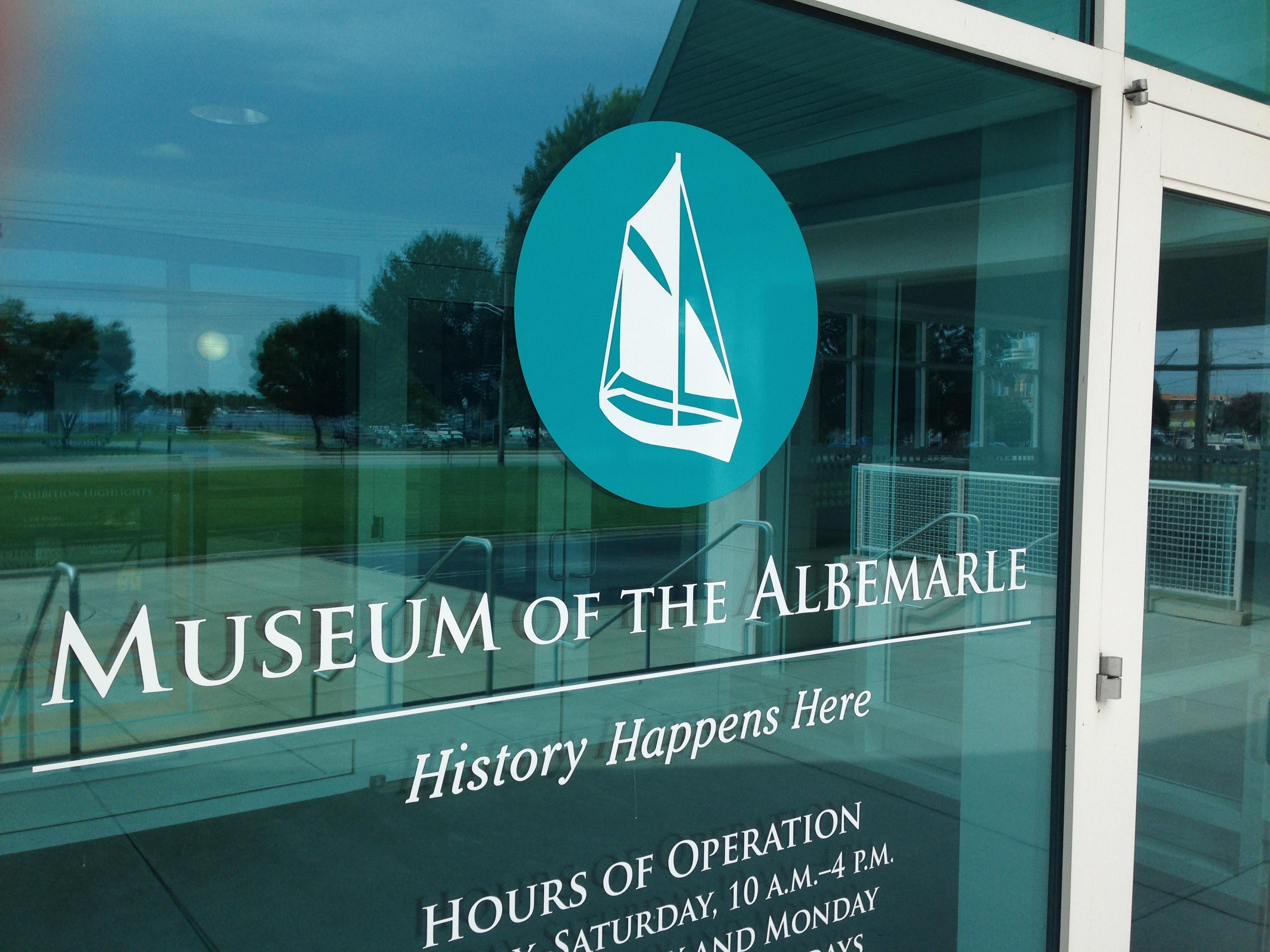 Museum of the Albemarle logo