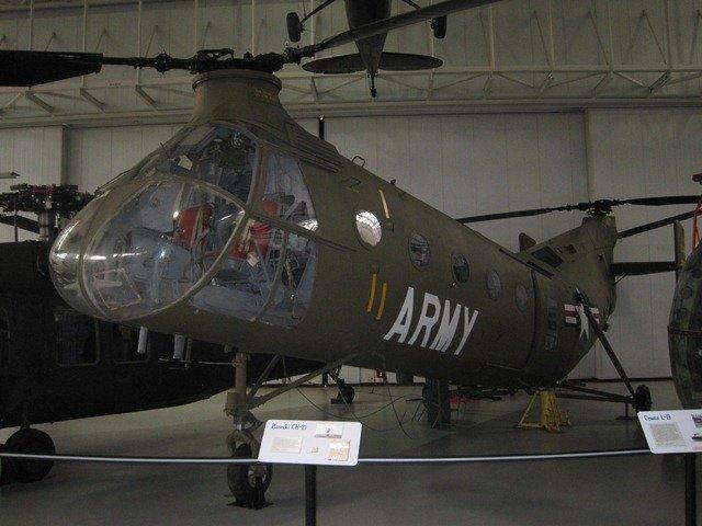 """CH-21 """"Shawnee"""""""