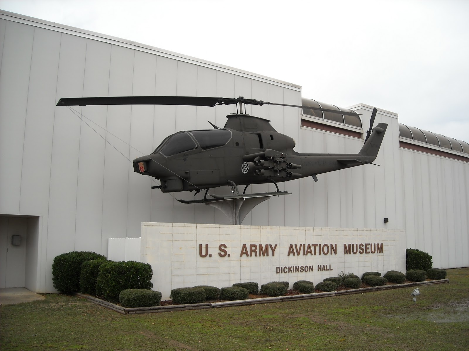 Army Aviation Museum