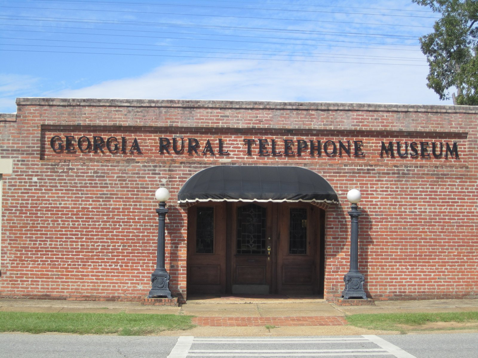 The Georgia Rural Telephone Museum