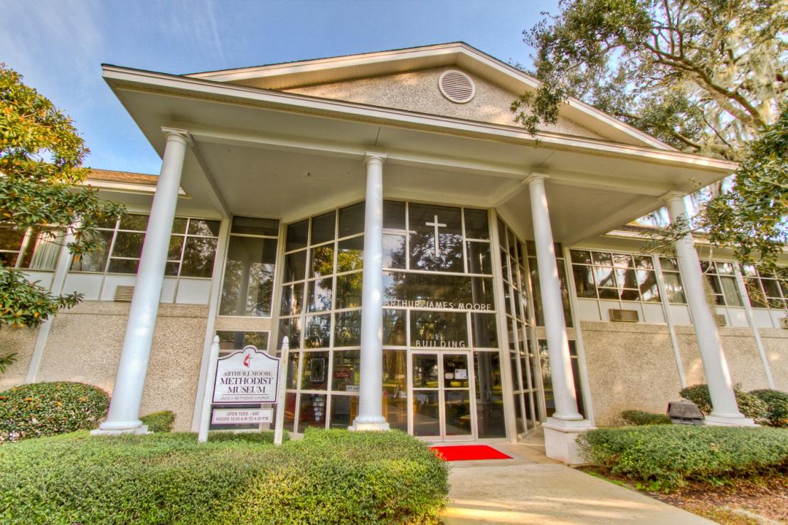 The Arthur Moore Methodist Museum.