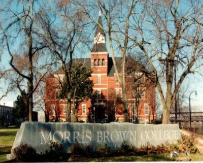 Morris Brown College opened with 107 students and 9 teachers. Stone Hall (1882), designed by architect G. L. Norrman in the Queen Anne style, was originally part of the Atlanta University campus and is designated a National Historic Landmark.