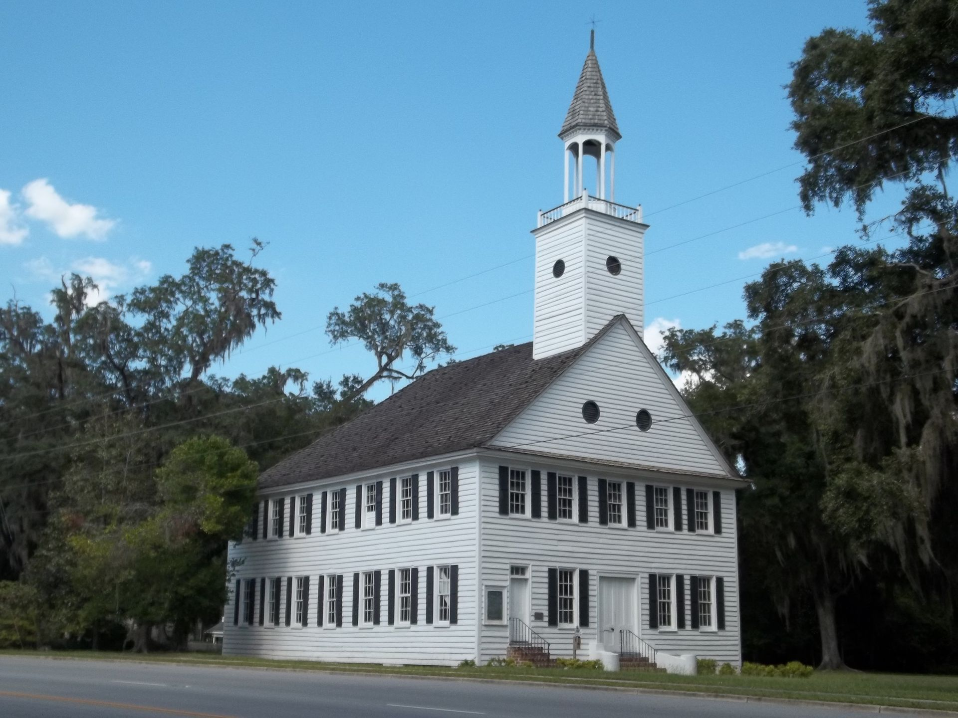 The Midway Congregational Church