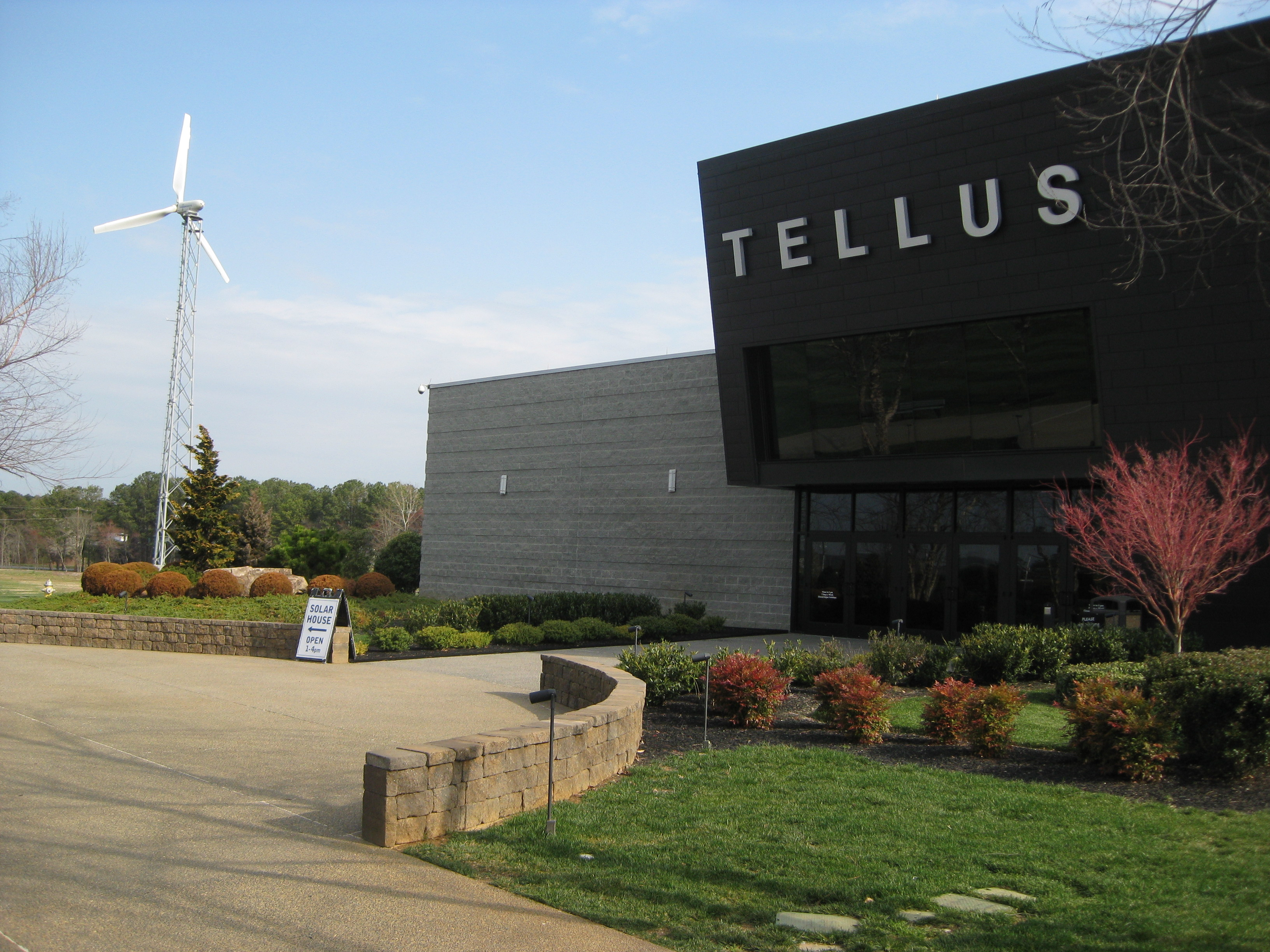 The Tellus Science Museum