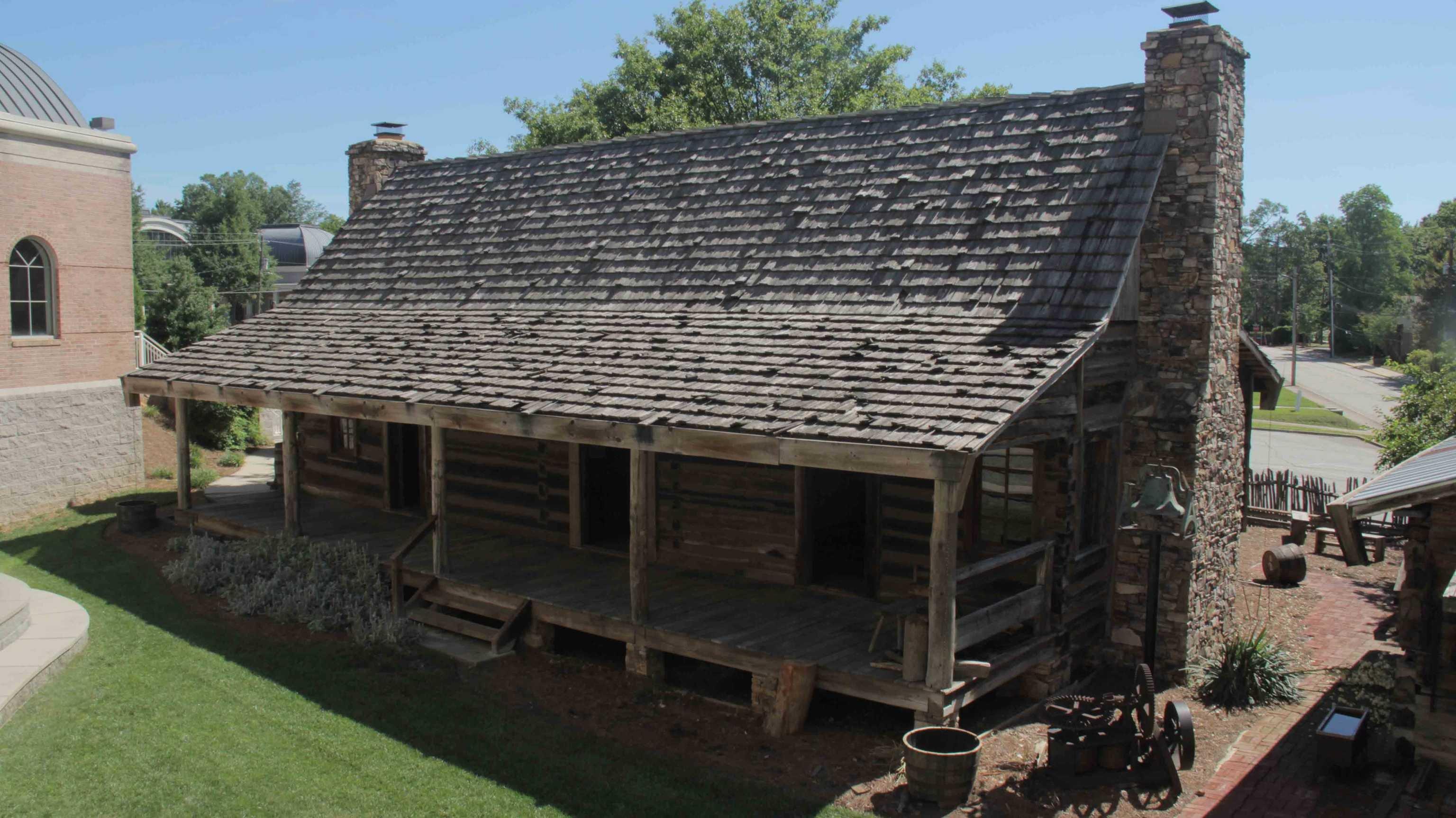 The Whitepath Cabin