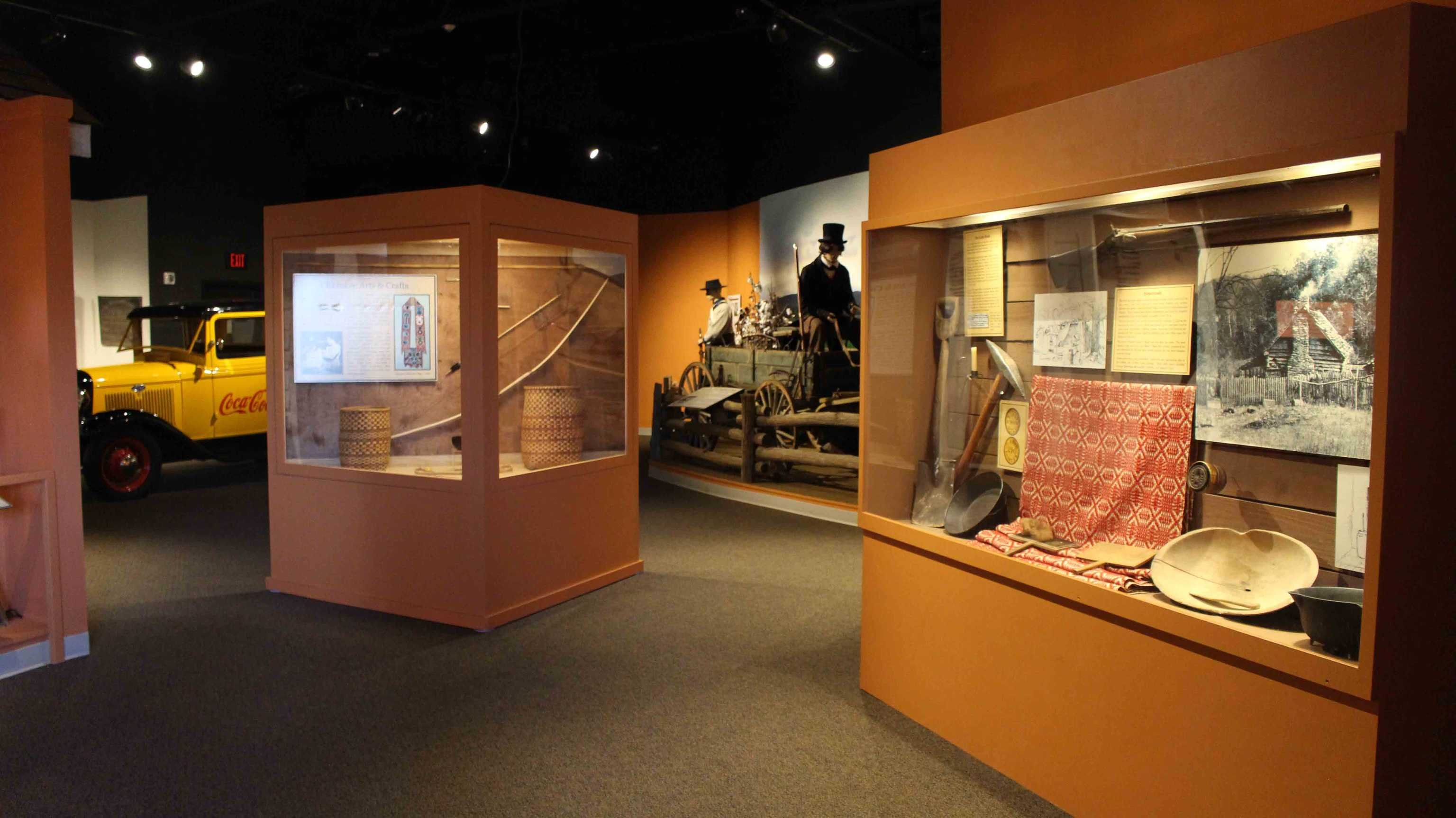 Exhibits from The Land of Promise