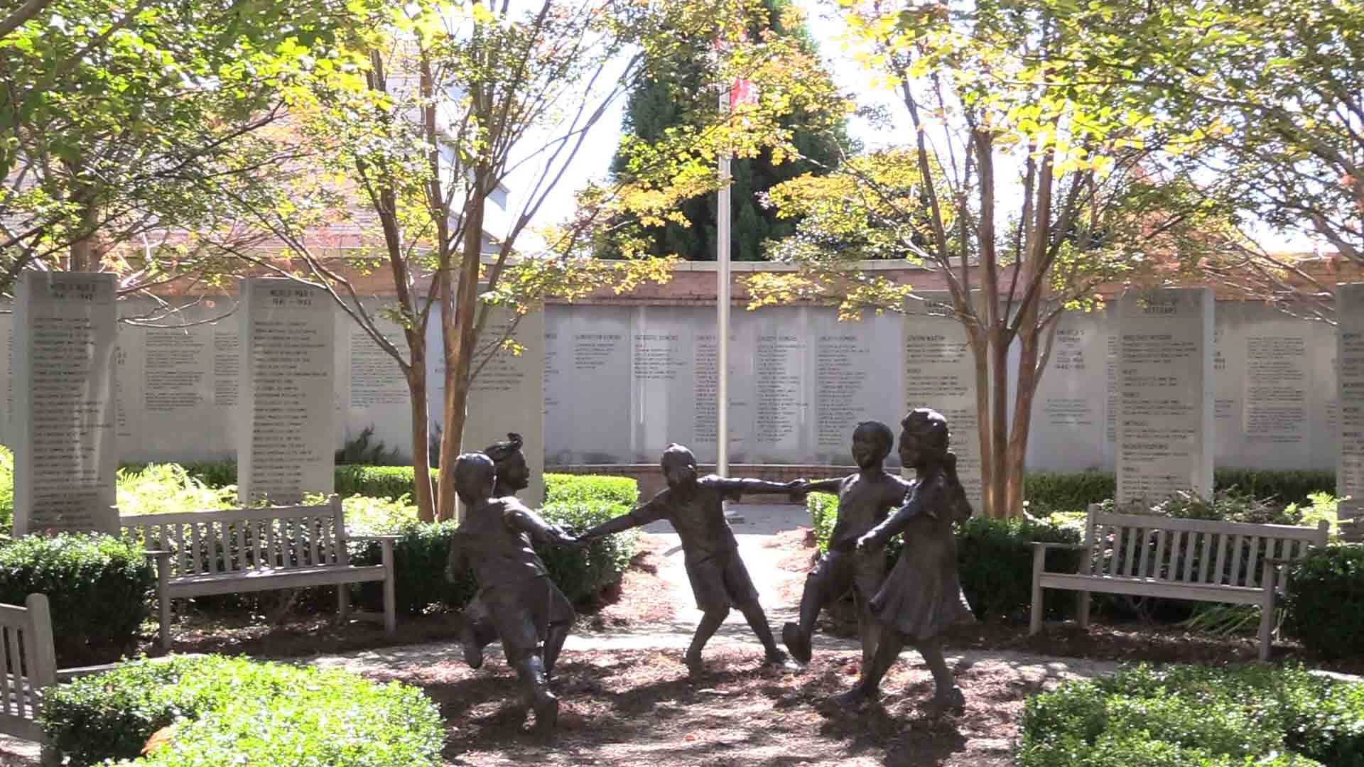 The American Freedom Garden