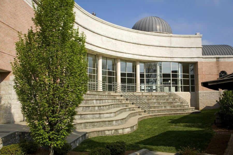 The Northeast Georgia History Center