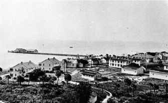 Fort Dade in 1918