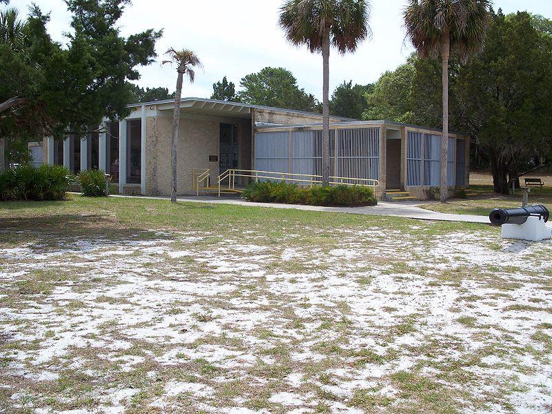 Cedar Key Museum building