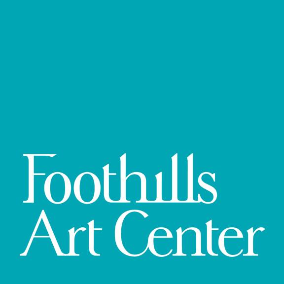 Foothills Art Center logo