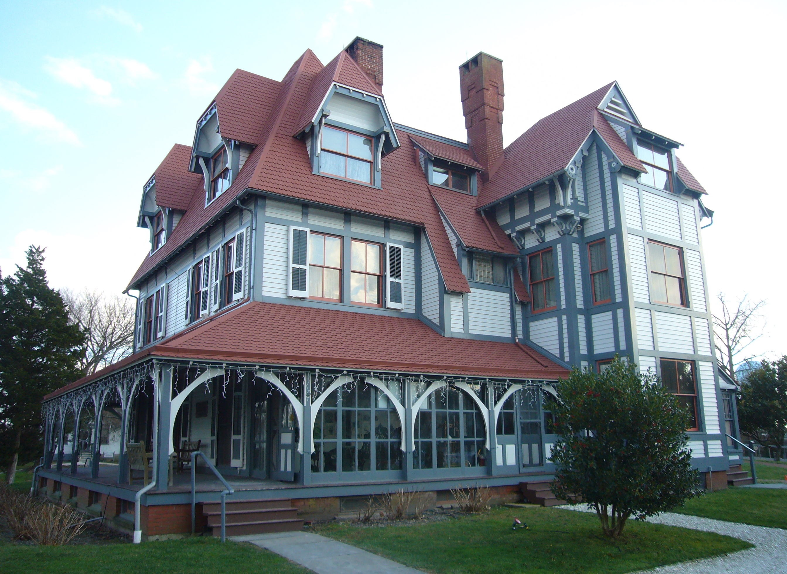 The Emlen Physick Estate