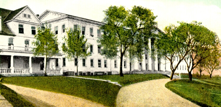 The Academy was a leading institution from 1805 until it closed during the Great Depression