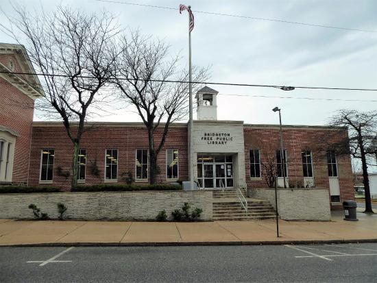 The Bridgeton Free Public Library