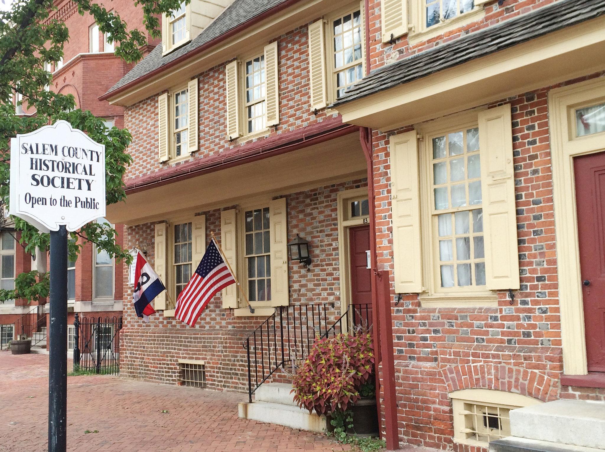 The Salem County Historical Society