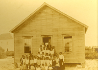 The first school for African Americans in West Palm Beach opened at this location in 1897.