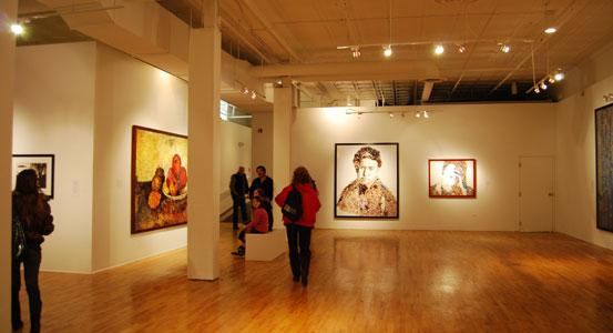 Museo de las Americas interior