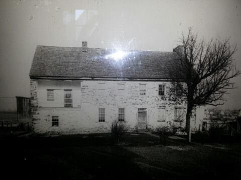 The original Dobbin House.