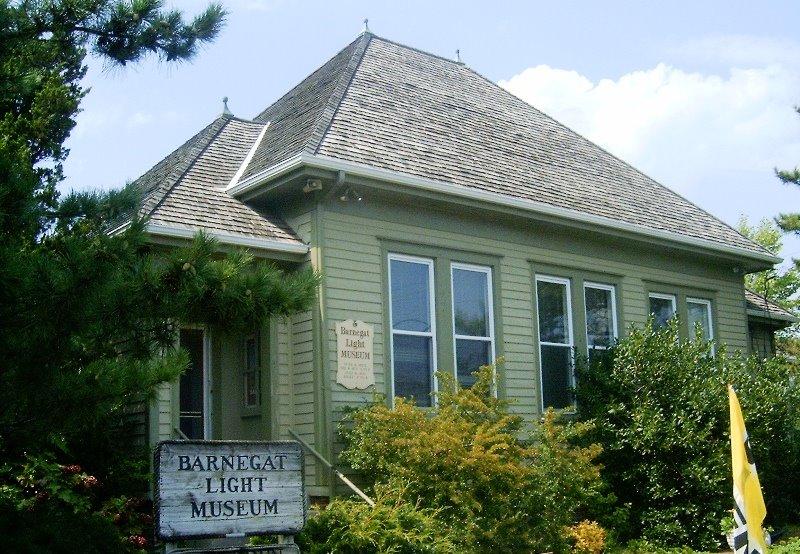 The Barnegat Light Historical Society Museum