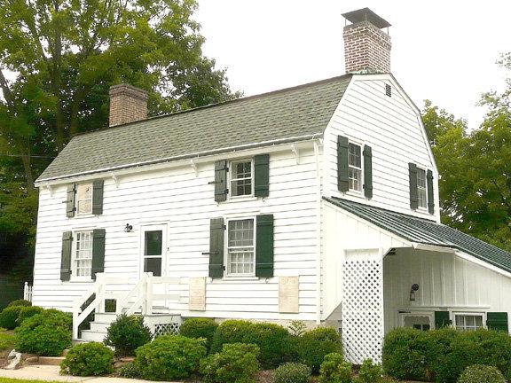 The Samuel Fleming House