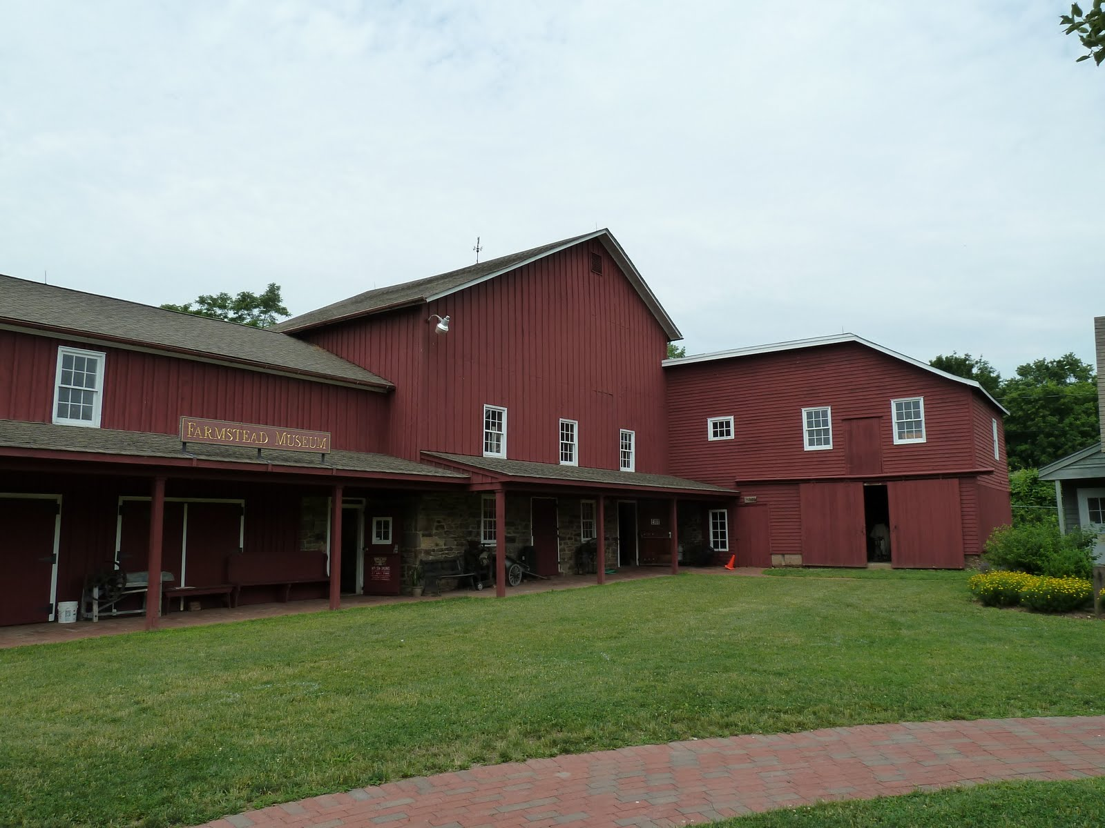 The Holcombe-Jimison Farmstead Museum