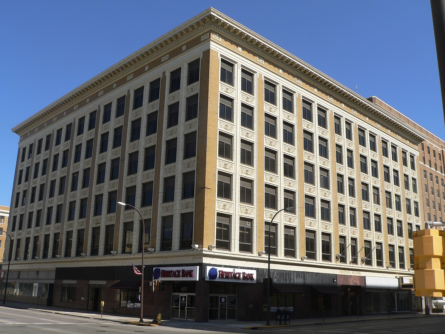 2012 Photo of the Davidson Building