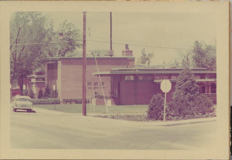Aurora Public Library, 1950s