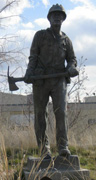 Statute of the National Wildland Firefighters Monument