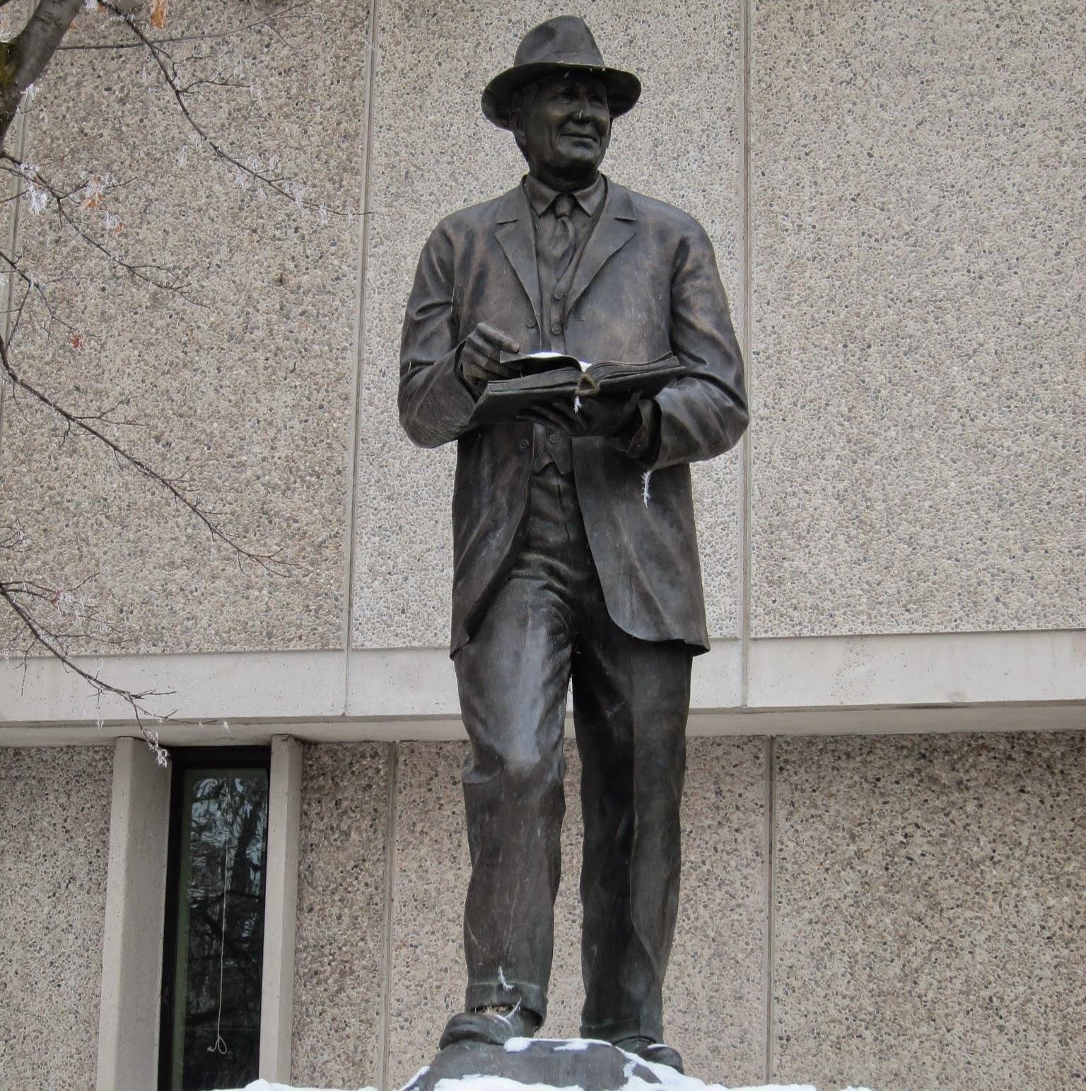 Statue of William Judson Boone