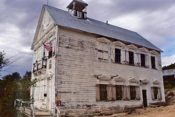 Silver City School House