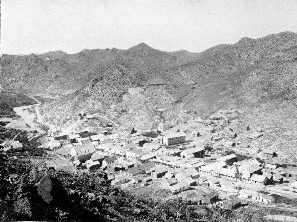 Silver City around 1900