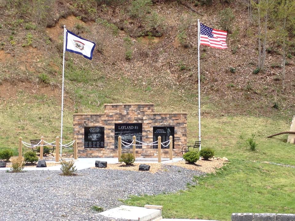 Layland Mine Memorial