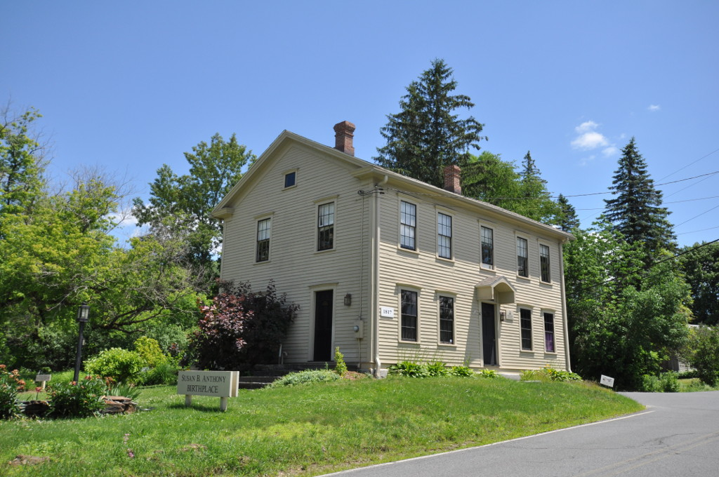 The Susan B. Anthony Birthplace Museum