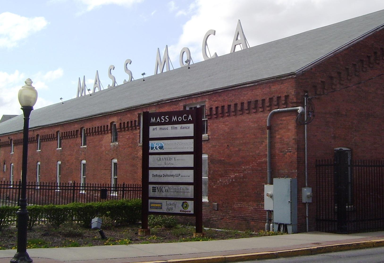 The Massachusetts Museum of Contemporary Art
