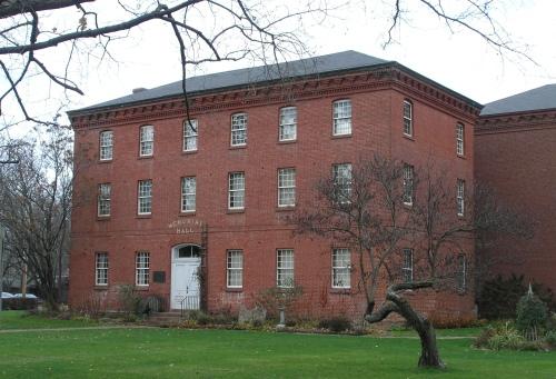 The Memorial Hall Museum