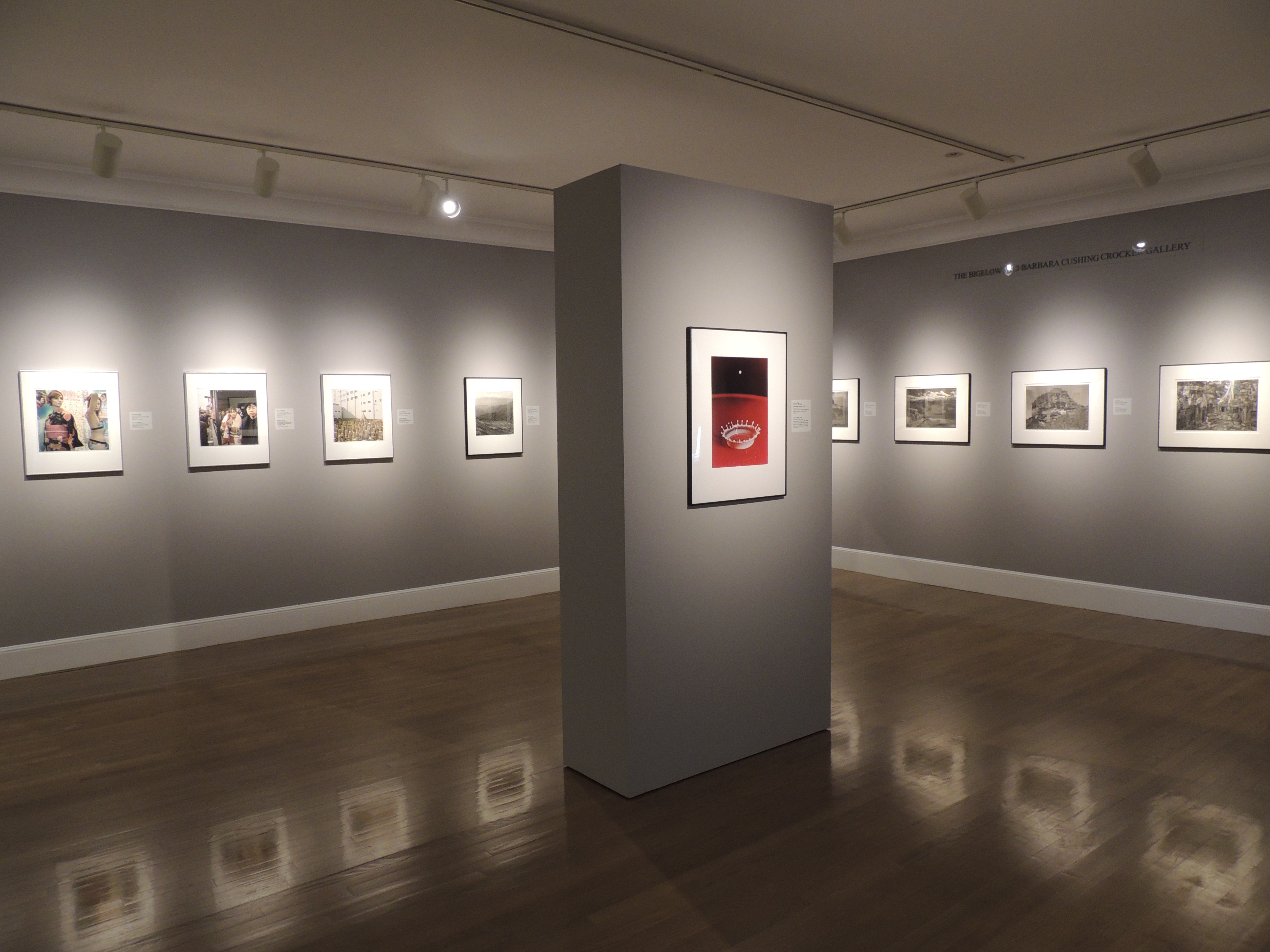 The photography gallery